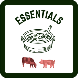Essentials - Beef & Pork