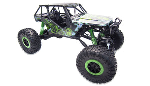 "Crazy Crawler ""Green"" 4WD RTR 1:10 Rock Crawler"