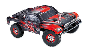 RC Short Course Fighter PRO Brushless M 1:12 / 2,4 GHZ 4WD 60km/h + Lipo Akku