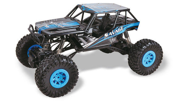DSC Climb Nation Crawler blau 1:10, 2,4GHz