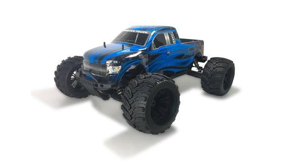 RC Monstertruck Maßstab 1:6 Thunderstorm 62cm 4WD 2,4GHz