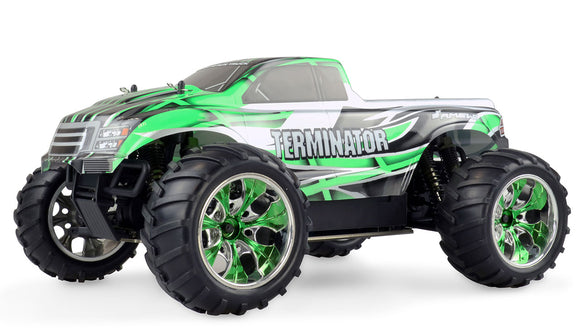 AMEWI Terminator Pro Monstertruck Brushless 70km/h 4WD 2,4GHz Komplettset