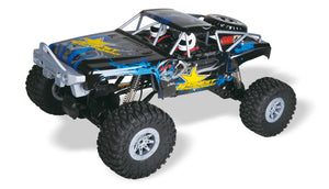 RC Double Bridge Crawler brushed 1:10 2,4GHz RTR