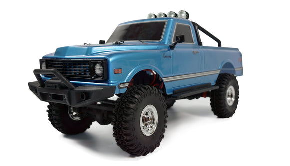 RC Scale Crawler Pick-Up AM18 RTR M 1:18 blau