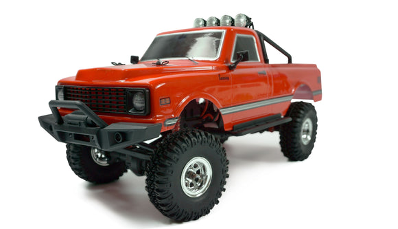RC Scale Crawler Pick-Up AM18 RTR M 1:18 rot