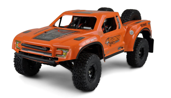 RC Short Course Truck SC12 2,4GHz brushed 1:12 RTR orange
