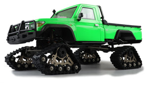 AMXRock RCX8PT Scale Crawler Pick-Up 1:8, RTR green 22473