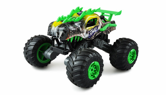 Mechanic Dinosaur Monstertruck 1:16 RTR, grün