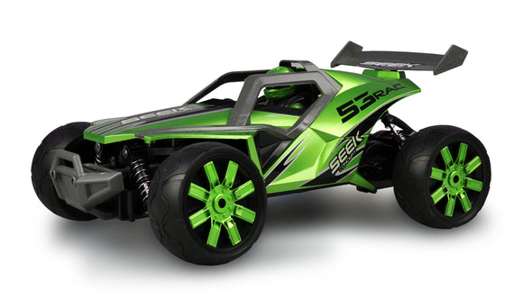 Buggy Atomic 2WD 2,4GHz 1:12 RTR, grün