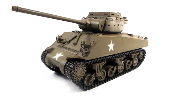 Panzer M36B1 Jackson Metall Army Green 1:16, True Sound, 2,4GHz 23086