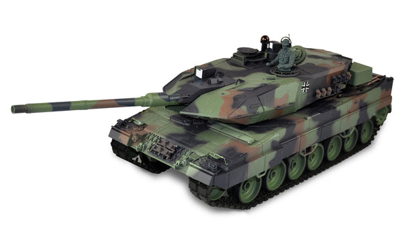 Leopard 2A6 1:16 Advanced Line IR/BB