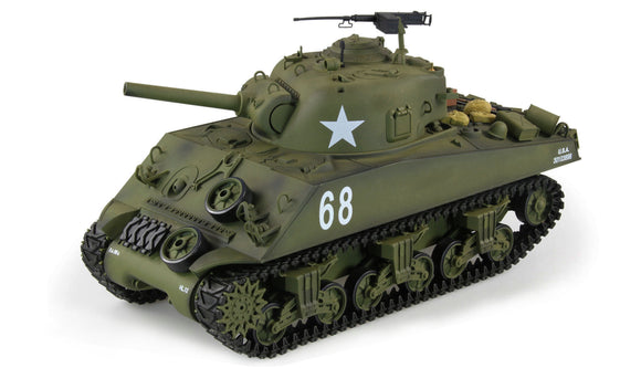 U.S. M4A3 Sherman 1:16 Advanced Line IR/BB