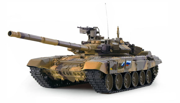 RC Panzer T-90 1:16 Advanced Line IR/BB Metallgetriebe