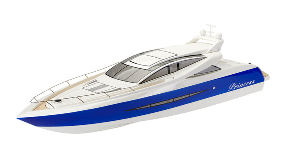 RC Rennboot Speedboot Motor Yacht Motor Yacht Princess Brushless, 970mm