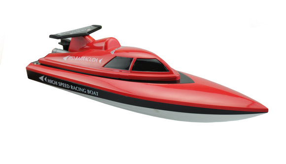 RC Rennboot Speedboot Red Barracuda RTR inkl Akku