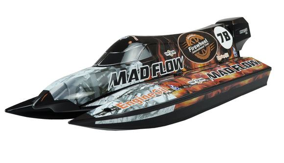 Mad Flow V3 Formel 1 Boot 590mm 3S brushless