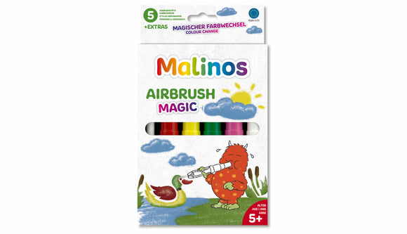 Airbrush Magic 5+1 Malinos