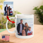 Load image into Gallery viewer, 11oz Personalized Accent Mug