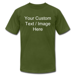 Load image into Gallery viewer, Design Your Own Shirt - olive