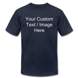 Design Your Own Shirt - navy