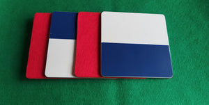 Tailfins Single Coaster Set British Airways 777-200 (G-ZZZC)