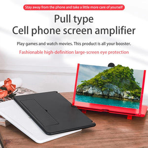 Magnetic 3D ZOOM SCREEN