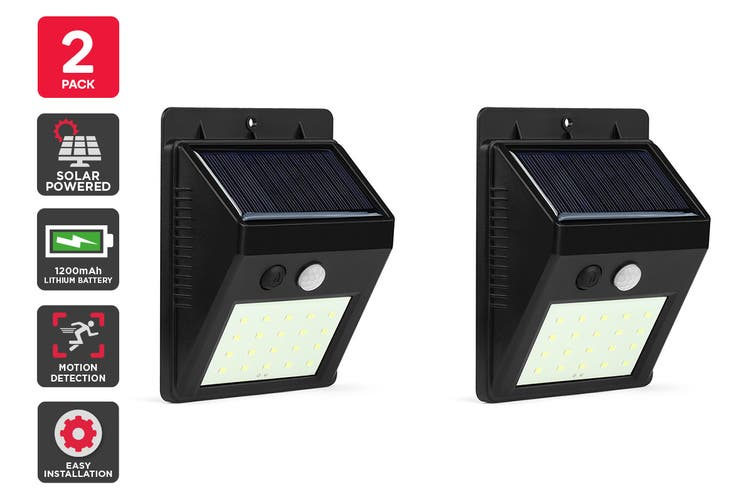 Lampes LED Solaires