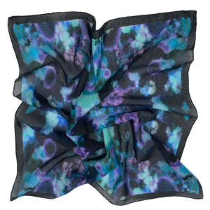 Cloud Forest Cotton Scarf