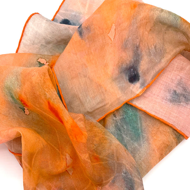 Corality Cotton Scarf 1