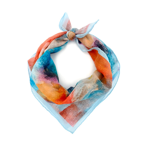 Divine Lands Cotton Scarf 1
