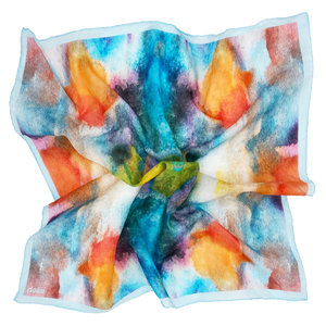 Divine Lands Cotton Scarf
