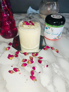 Whipped Sugar Scrub - KOZMIX Collection