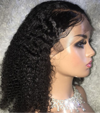 Kinky Curly Frontal Wig - KOZMIX Collection