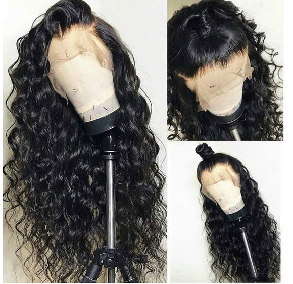 Deep Wave Frontal Wig - KOZMIX Collection
