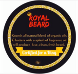 Beard balm - KOZMIX Collection