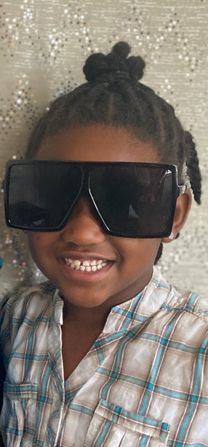 Open image in slideshow, Kiddie Stunna Shades