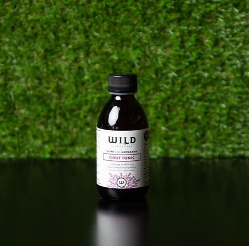 Chest Tonic 200ml by Wild Dispensary