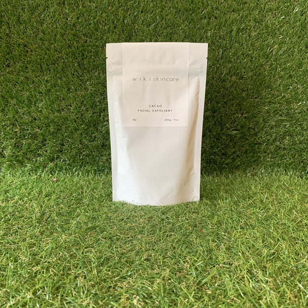 Cacao Facial Exfoliant by Wiki Skincare