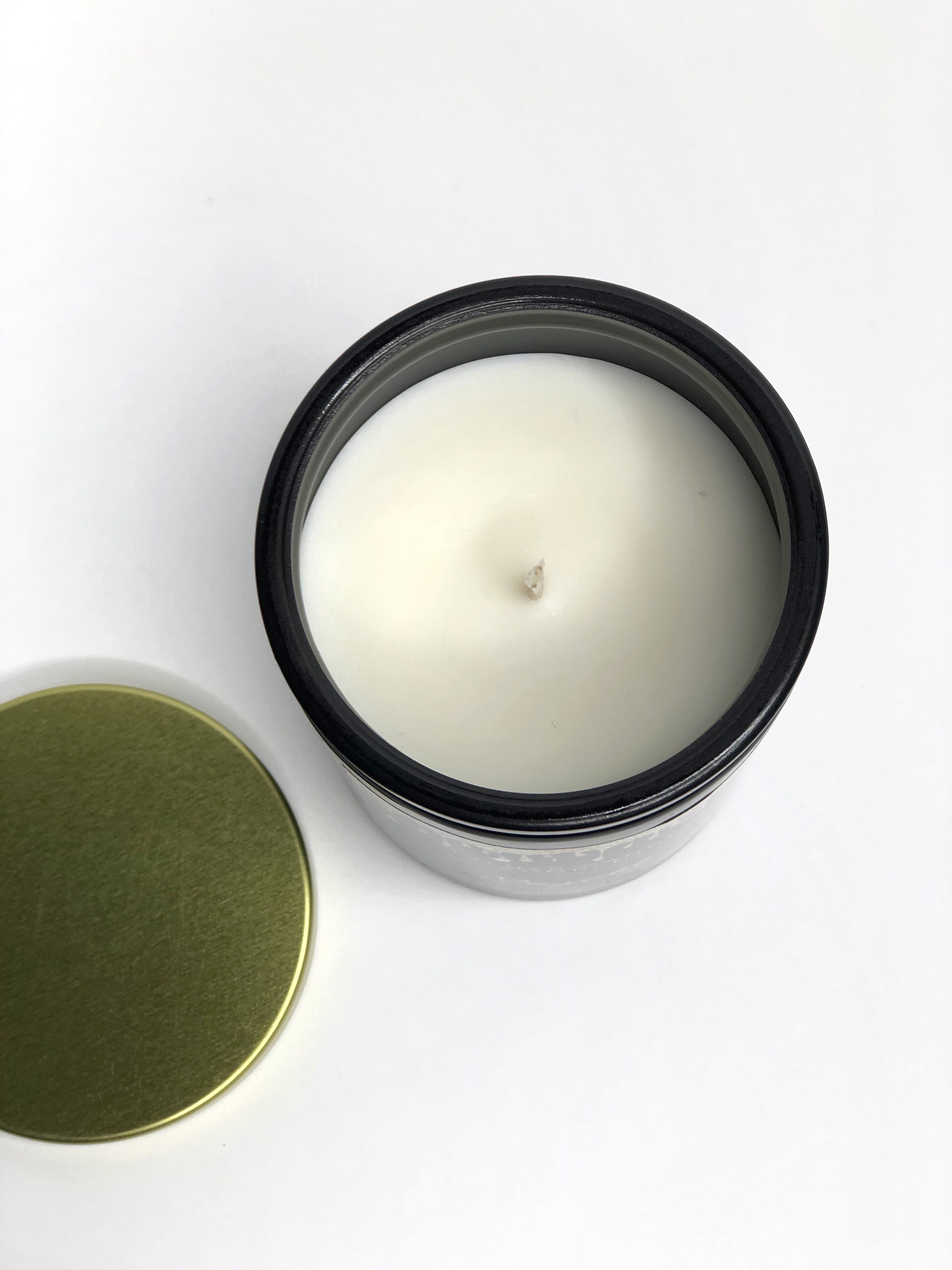 Citrus Basil Soy Candle