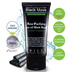 Purifying Peel-Off Black Charcoal Mask