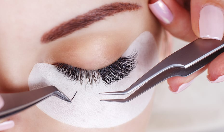 Eyelash Extensions Master Training Class
