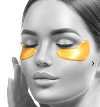 Load image into Gallery viewer, 24k Gold Luxe UnderEye Mask