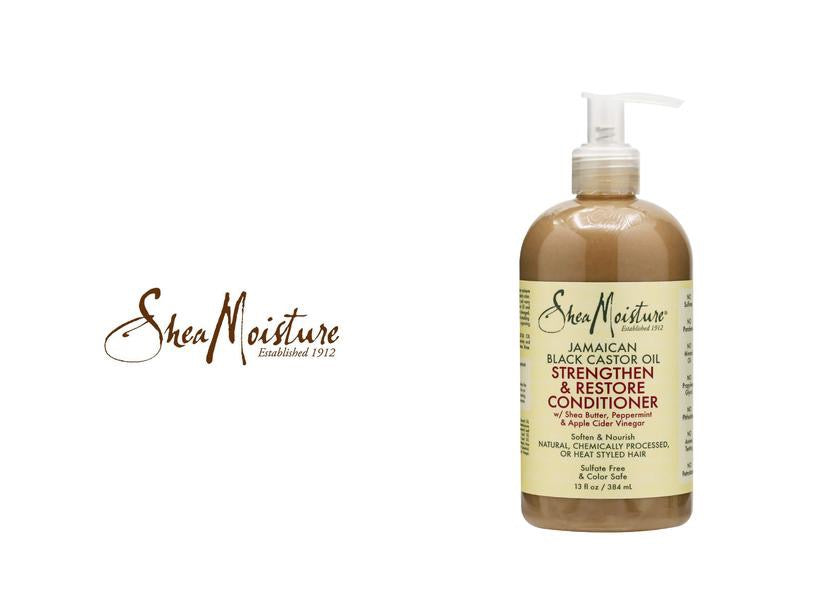 Shea Moisture Jamaican Black Castor Oil - Conditioner