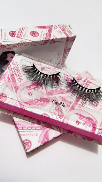 Ca$h Lashes - Available Soon