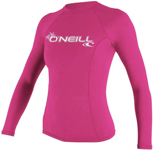 Women Basic Skins Long Sleeve Guard