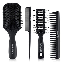 Load image into Gallery viewer, 4Pcs Hair Brush Set