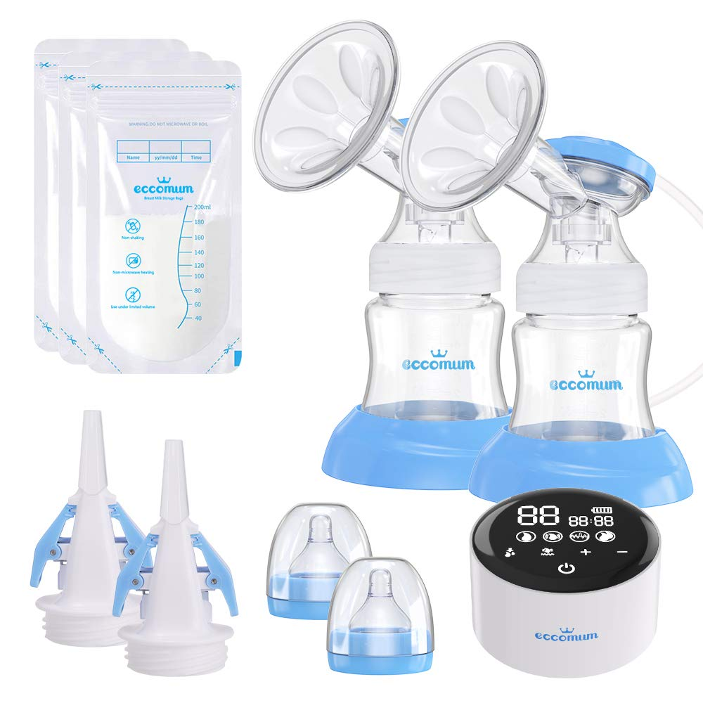 Electric Breast Pump with 4 Modes