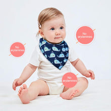 Load image into Gallery viewer, Baby Bibs 8 Pack Soft and Absorbent