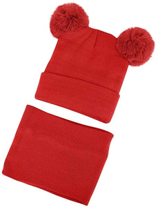 Soft Warm Knitted Baby Hats