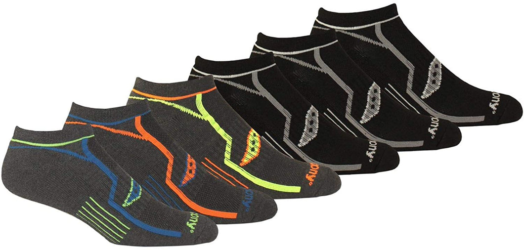 Men Multi-Pack Bolt Performance Socks